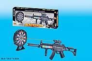 Автомат AK-21A с мишенью , AK-21A, фото