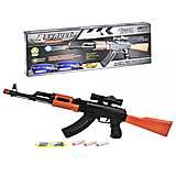 "Автомат ""AK47"" с гелевыми пулями, AK47-1"