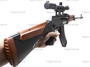 Игрушечный автомат с пульками и лазером, AK47A, отзывы