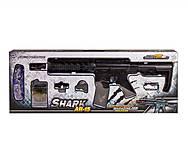 """Автомат """"AR-15 SHARK"""" с лазерным прицелом и гелевыми пулями, HC218682, отзывы"""