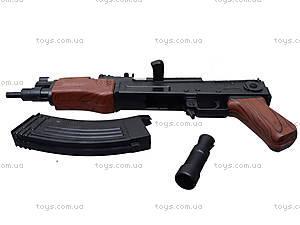 Игрушечный автомат АК-47, TS45, детские игрушки