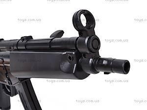 Автомат детский, стреляющий пульками, 35500191-757D, отзывы