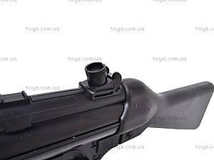 Автомат детский, стреляющий пульками, 35500191-757D, детские игрушки