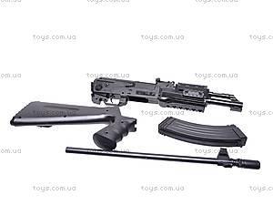 Автомат детский стреляющий пульками, 938B, купить