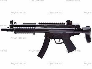 Автомат детский, стреляющий пулями, M2013