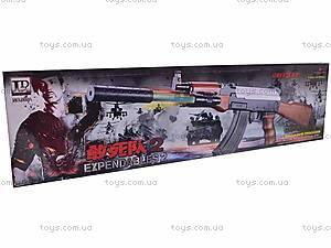 Автомат для детей под пули, 999A, игрушки