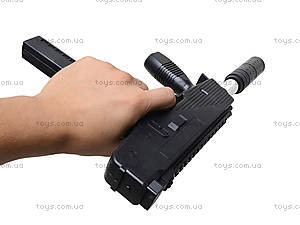 Автомат игрушечный с глушителем, HY.733-4, фото