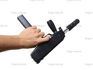 Автомат игрушечный с глушителем, HY.733-4, цена