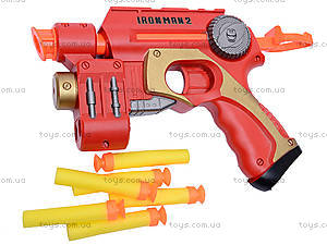 Автомат и пули Iron Man, 99642E