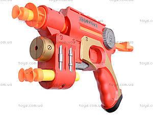 Автомат и пули Iron Man, 99642E, цена