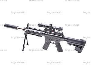 Автомат игрушечный с пулями, M05-1, купить