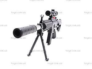 Автомат игрушечный с пулями, M05-1, фото