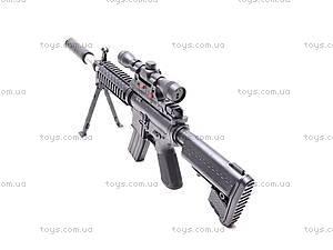 Автомат игрушечный с пулями, M05-1, цена