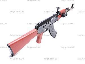 Автомат «Калашников» на пульках , AK47-567, купить
