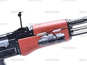 Автомат «Калашников» на пульках , AK47-567, отзывы