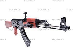 Автомат «Калашников» на пульках , AK47-567