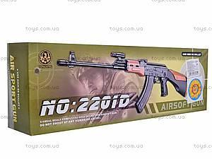 Автомат Калашникова для детей, AK2201D, цена