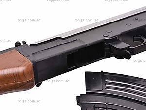 Автомат Калашникова под пули, 35501191-3, фото