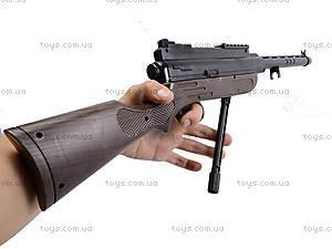 Игрушечный автомат «Смелый солдат», L08, купить