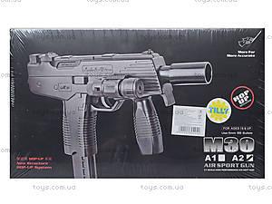 Автомат игрушечный с лазерным прицелом, M30A2, отзывы