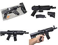 Автомат детский с пулями и лазером, M369B-2, купить