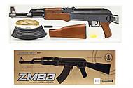 Автомат металлический ZM93, ZM93, отзывы