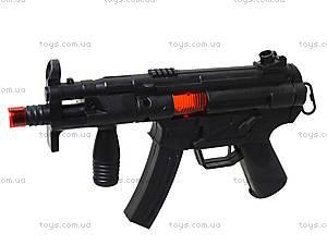 Игрушечный автомат - трещотка для малышей, MP5-2, отзывы