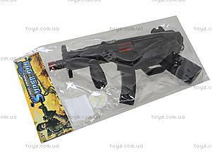Игрушечный автомат - трещотка для малышей, MP5-2, игрушки