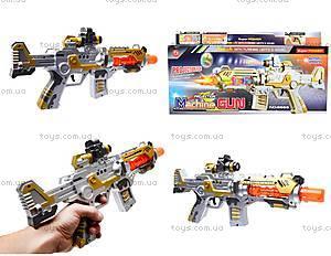 Игрушечный автомат Gun, 8699