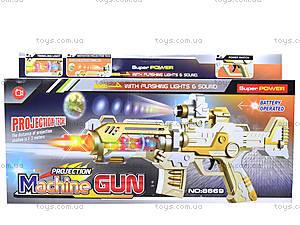 Игрушечный автомат Gun, 8699, цена