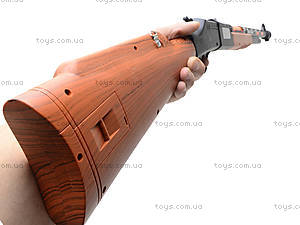 Ружье музыкальное Black Hawk, 5501, фото