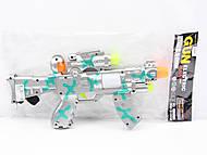 Автомат игрушечный, с эффектами , LX3566-1, фото