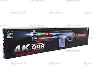 Автомат музыкальный «Охота», AK-998-2, магазин игрушек