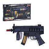 """Автомат пластиковый """"Future Gun"""" с эффектами , АК938"""