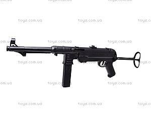 Автомат под пули, MP40S