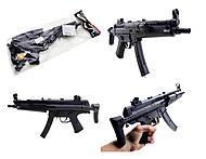 Автомат на пулях с лазером, 40 см, TS50+