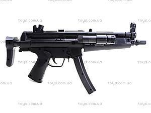 Автомат на пулях с лазером, 40 см, TS50+, отзывы