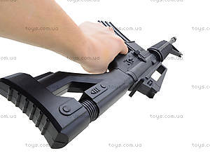 Автомат игрушечный на пулях, M-16, отзывы