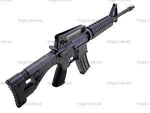 Автомат игрушечный на пулях, M-16, цена