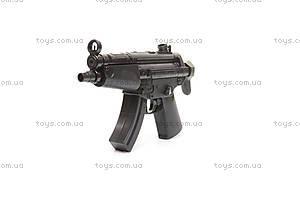 Автомат с лазерным прицелом City Hero, MP5A5