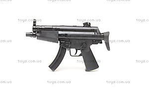 Автомат с лазерным прицелом City Hero, MP5A5, купить