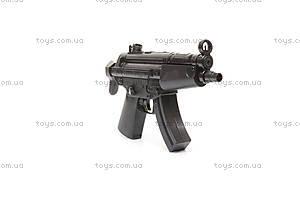 Автомат с лазерным прицелом City Hero, MP5A5, отзывы