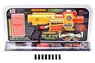 Автомат с поролоновыми пулями и световыми эффектами, 7015Y