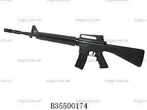 Автомат с пулями, M16-A6