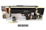 Автомат с пулями из воды, в коробке, F20A, фото