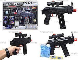 Автомат с водяными пулями, игрушечный, AK46