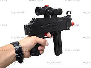 Автомат с водяными пулями, игрушечный, AK46, игрушки