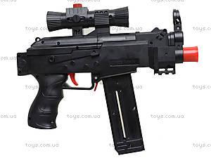Автомат с водяными пулями, игрушечный, AK46, детские игрушки