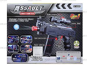 Автомат с водяными пулями, игрушечный, AK46, магазин игрушек