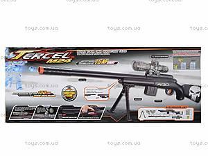 Игрушечный автомат на гидропулях, M10A, toys.com.ua